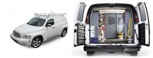 Cargo Van & Accessories