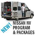 Nissan Upfits
